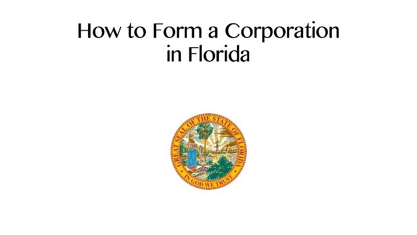 Florida eyaletinde şirket