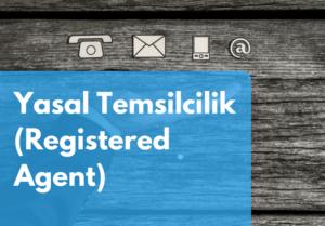 Yasal Temsilcilik (Registered Agent)