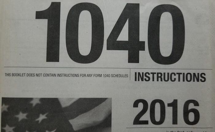 Form 1040'ın Hangi Versiyonunu Kullanmalıyım ?